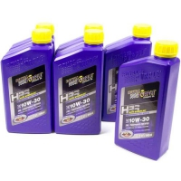 Royal Purple HPS Multi-Grade Motor Oil; 10W30; (1 Case of 6 1qt Bottles)