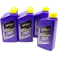 Royal Purple HPS Multi-Grade Motor Oil; 10W40; (1 Case of 6 1qt Bottles)