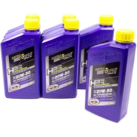Royal Purple HPS Multi-Grade Motor Oil; 20W50 Case (6, 1qt Bottles)