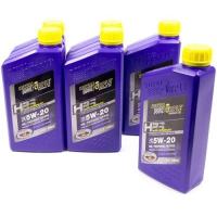 Royal Purple SAE 5W20 HPS Case (6, 1qt Bottles)