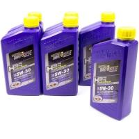Royal Purple HPS Multi-Grade Motor Oil; 5W30 Case (6, 1qt Bottles)