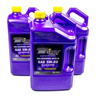 Royal Purple SAE 5w20 3/5 Quart Case