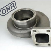 Xona Turbine Housing with .82 AR T3 Inlet and V-BAND Outlet