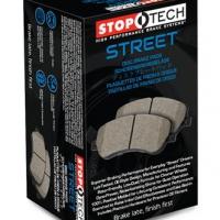 StopTech Street Touring 98-02 Honda Accord Coupe/Sedan Front Brake Pads