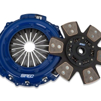 Spec GM 5.7L LS-1, LS-6 1997-2004 to Nissan 350z transmission/CD009 Stage 3 Clutch Kit (Must Be Used w/SPEC Flywheel)
