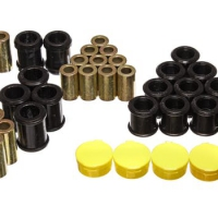 Energy Suspension Black Rear Control Arm Bushing Set – 95-98 Nissan 240SX (S14)