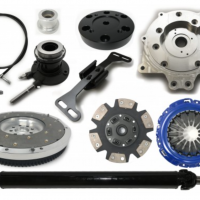 Collins Lexus GS300 JZ to CD009 (350Z 370Z 6-speed) Manual Transmission Conversion Kit