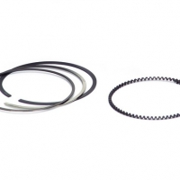 Supertech 89.5mm Bore Piston Rings – 1×3.30 / 1.2×3.70 / 2.8×3.30mm High Performance Gas Nitrided