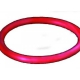 Earls 90 Degree Swivel-Seal® Hose End AN -6 – Red/Blue