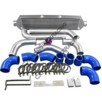 CX Racing Intercooler + Piping Kit for 2010-2013 2ND GEN Mazdaspeed3 2.3L DISI Turbo