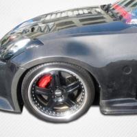 Carbon Creations 2003-2008 Nissan 350Z Z33 Carbon Creations OEM Look Fenders – 2 Piece