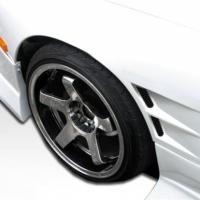 Duraflex D-1 Sport Fenders – 2 Piece – 1989-1994 Nissan 240sx S13