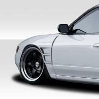 Duraflex D-1 Sport Fenders – 2 Piece – 1989-1994 Nissan Silvia S13