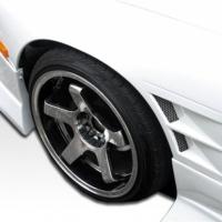 Duraflex D-1 Sport Fenders – 2 Piece (S) – 1999-2002 Nissan Silvia S15