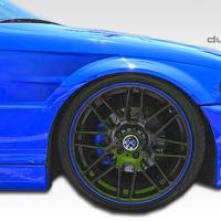 Duraflex Executive Fenders – 2 Piece – 2000-2003 BMW E46 2DR