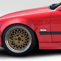 Duraflex RBS Front Fender Flares – 2 Piece – BMW E36