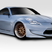 Couture 2003-2008 Nissan 350Z Z33 Couture AMS GT Body Kit – 4 Piece