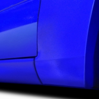Duraflex 1990-1997 Mazda Miata Duraflex Pro Garage Fender Corner Flare Cap – 2 Piece