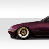 Duraflex 1990-1997 Mazda Miata Duraflex ARS Wide Body Front Fender Flares – 2 Piece