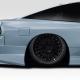 Duraflex K Power Style Rear Fenders for 1989-1994 Nissan 240sx S13 HB