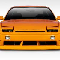 Duraflex Nissan 240sx S13 G-PR Front Bumper