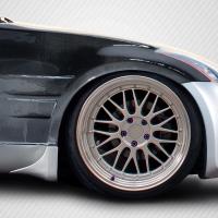 Carbon Creations 2003-2008 Nissan 350Z Z33 Carbon Creations GT Concept Fenders – 2 Piece
