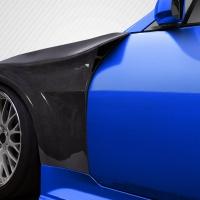 Carbon Creations 2003-2008 Nissan 350Z Z33 Carbon Creations Demon Front Fenders – 2 Piece