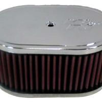 K&N Custom Oval Race Filter | 56-1350
