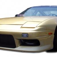 Duraflex M-1 Sport Front Bumper – 1989-1994 Nissan 240SX S13 – 1 Piece