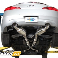 GReddy Evolution GT 304SS Cat-Back Exhaust – 07-14 Infiniti G37 (RWD ONLY)