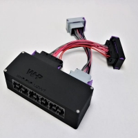 ECU Master JZX100 VVTI 1JZGTE PNP for EMU Black