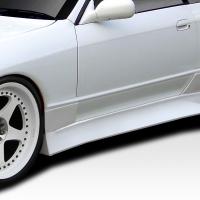 Duraflex V-Speed Side Skirts – Nissan Skyline R32 2DR