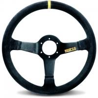 Sparco Steering Wheel 345 Black Suede