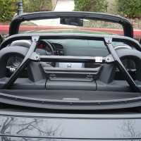 SAFETY 21 S2000 Roll Cage – 5-Point w/ Horizontal Bar and Safety Harness Bar