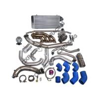 CX Racing Turbo Intercooler Kit for Civic Integra DC5 K20 RSX Sidewinder Manifold