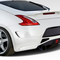 Duraflex Nissan 370Z AM-S GT Rear Bumper Cover – 1 Piece