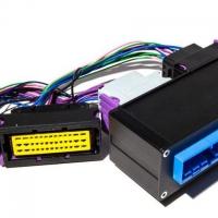 ECU Master NISSAN RB20 R32/R33 PNP Adapter for EMU Black