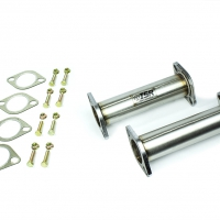 ISR Performance Stainless Steel 2.5″ Test pipes – Hyundai Genesis Coupe 3.8
