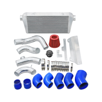 CX RaCing Intercooler Intake Piping Kit For Skyline R32 GT-R RB26DETT GTR RB26 Single Turbo