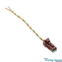Wiring Specialties Z32 300zx Speed Sensor Connector
