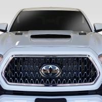 Duraflex 2016-2020 Toyota Tacoma CVX Hood