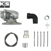 HKS Super SQV4 BOV & Sution Return Vehicle Specific Kit | 2008+ Subaru WRX STi