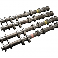 Tomei VQ35DE (early model) Poncam Camshafts