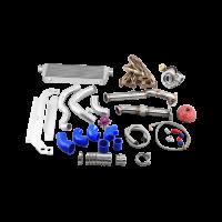 CX Racing GT2871 Ball Bearing Turbo Intercooler Kit For 99-05 Mazda Miata 1.8L