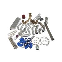 CX Racing Turbo Kit + Intercooler Manifold For Scion FR-S Subaru BRZ FA20 NA-T