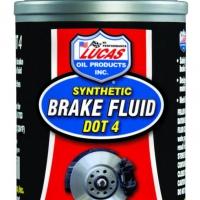 Lucas Oil DOT 4 Synthetic Brake Fluid | 10827