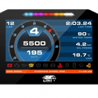 Link MXG Strada 7 inch Street Dash Display