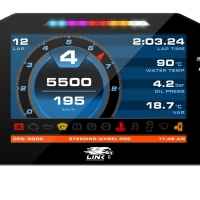 Link MXG Strada 7 inch Race Dash Display