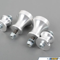 Turner E36/E46/Z3/Z4 Turner Solid Aluminum Motor and Transmission Mount Kit