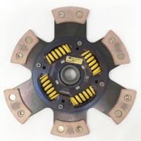 Collins / ACT LS 6-Puck Sprung Hub Race Clutch Disc